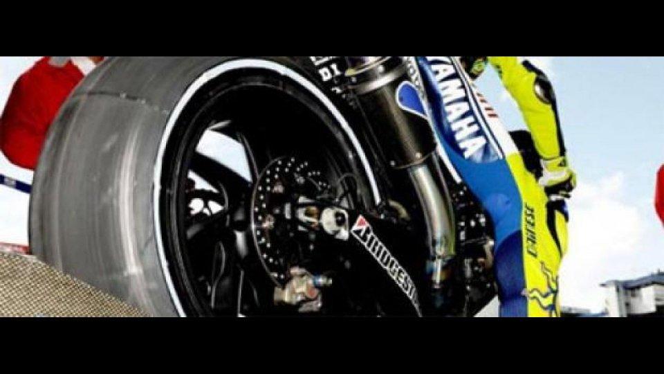 Moto - News: Bridgestone MotoGP: in Germania posteriore più dura sulla spalla sinistra
