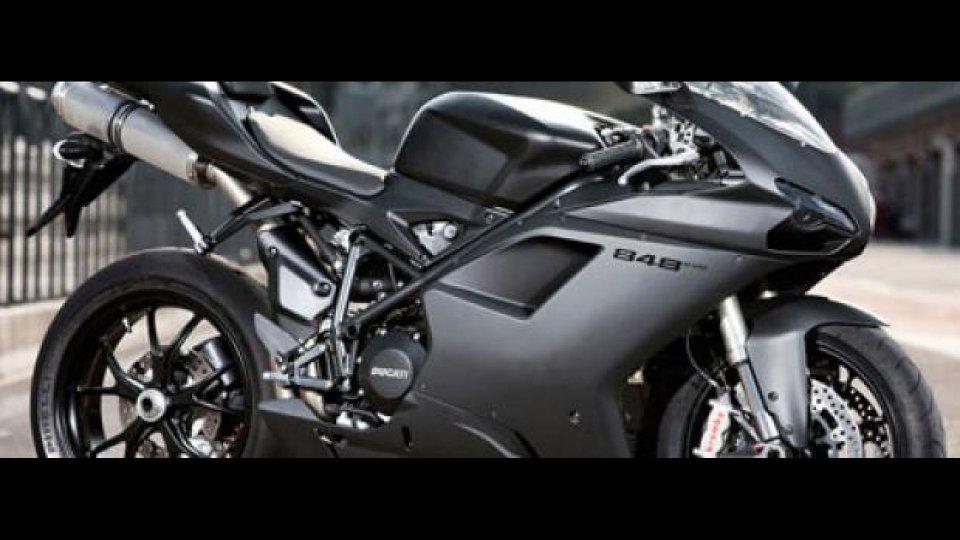 Moto - News: Ducati 848 Evo 2011