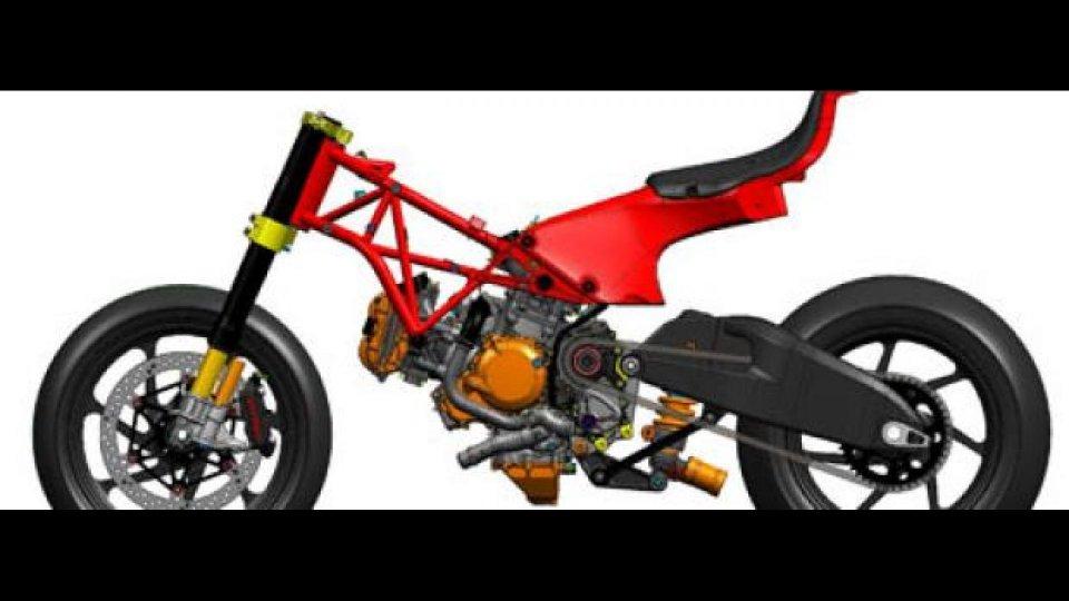 """Moto - News: Ducati """"Superbike"""": nuovo modello 2012?"""