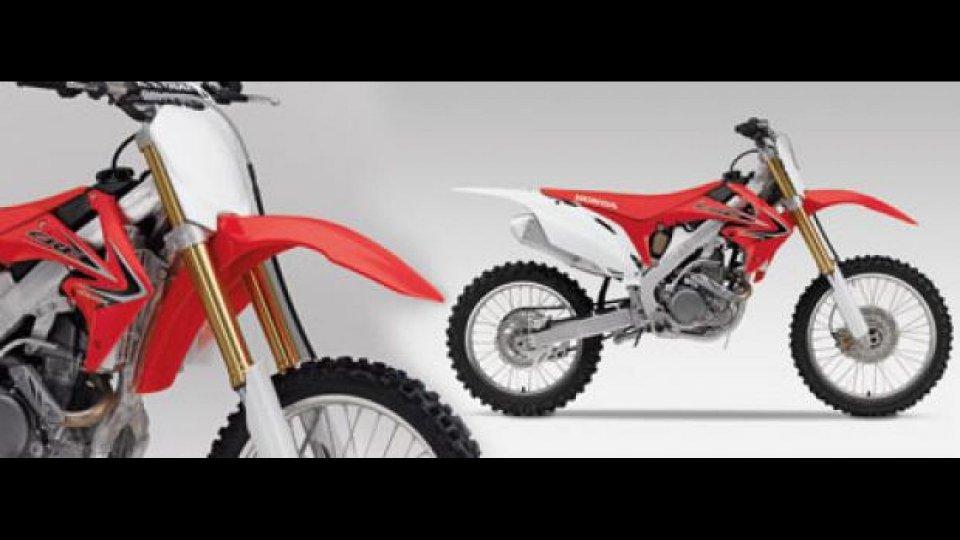 Moto - News: Honda CRF 250R 2011