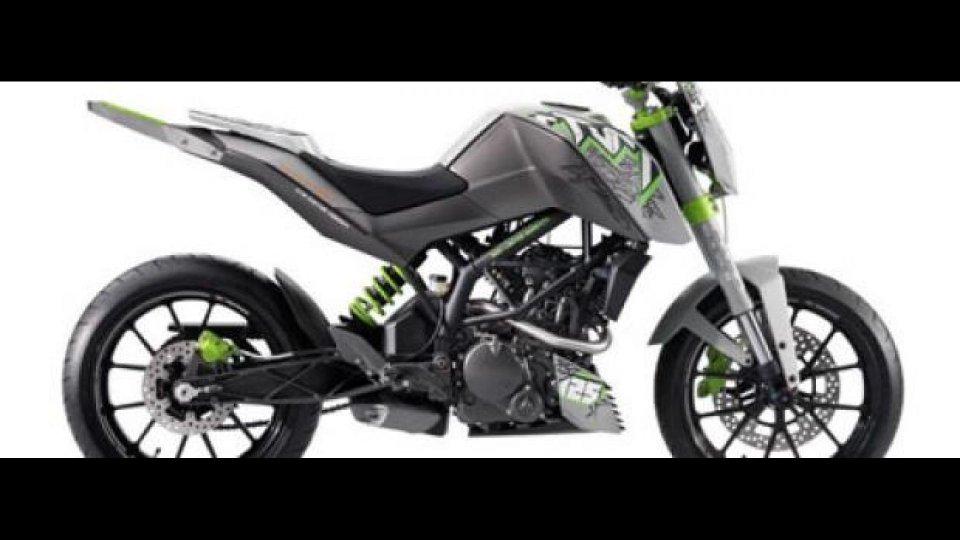 Moto - News: KTM: presto 125 e 350 per i mercati emergenti