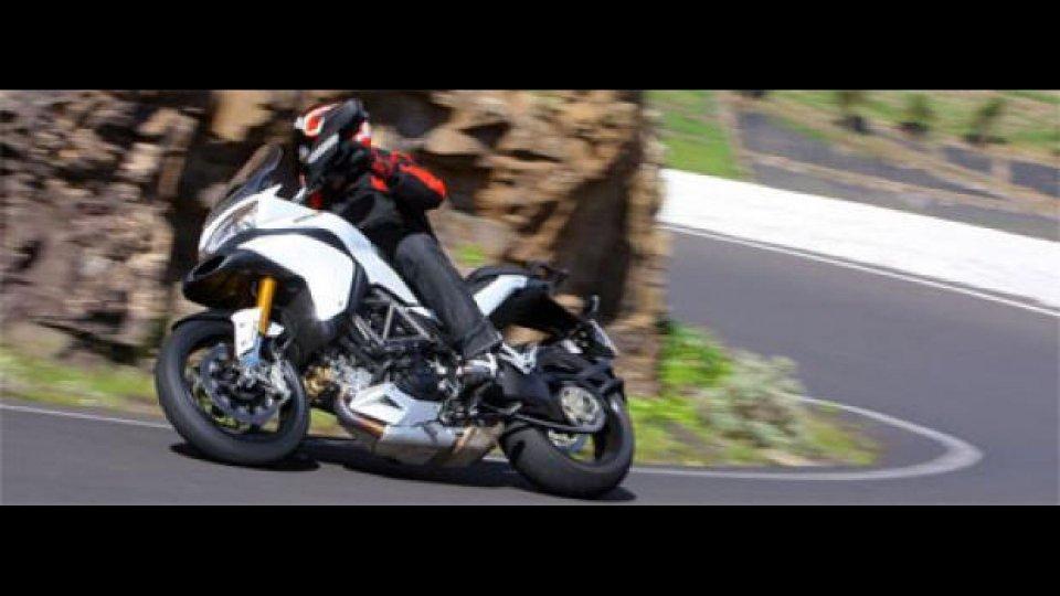 Moto - News: Crescendo di vendite per la Ducati Multistrada 1200