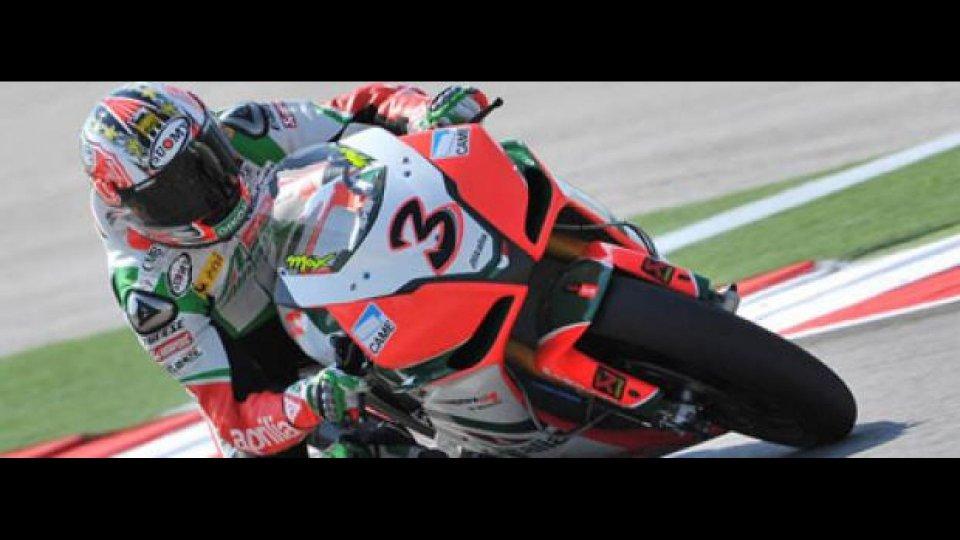 Moto - News: WSBK 2010, Brno, gara 2: il re è sempre Biaggi
