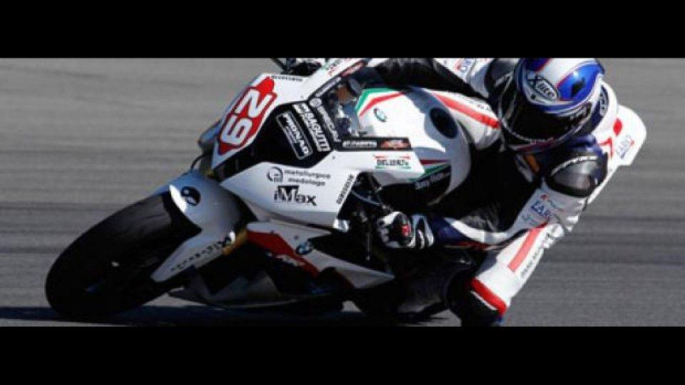 Moto - News: WSTK 2010, Brno: Badovini... e 6!