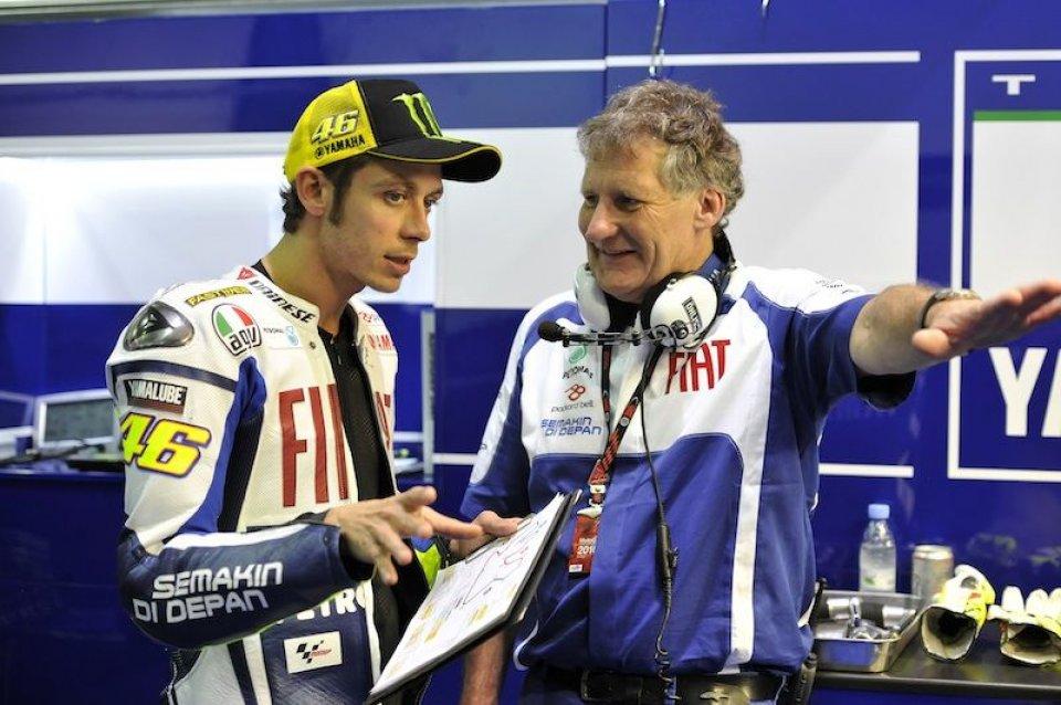 """Rossi: """"non cadevo tanto dal 1996"""""""