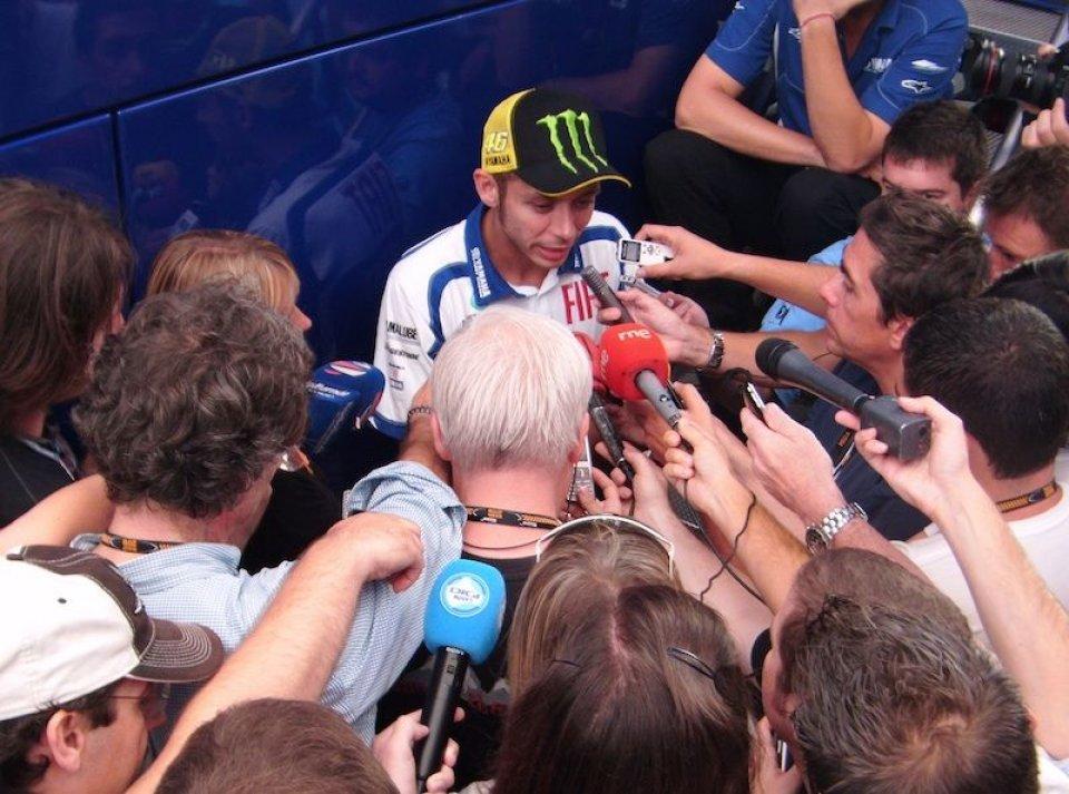 """Rossi: """"Non avrò il motore 2011"""""""
