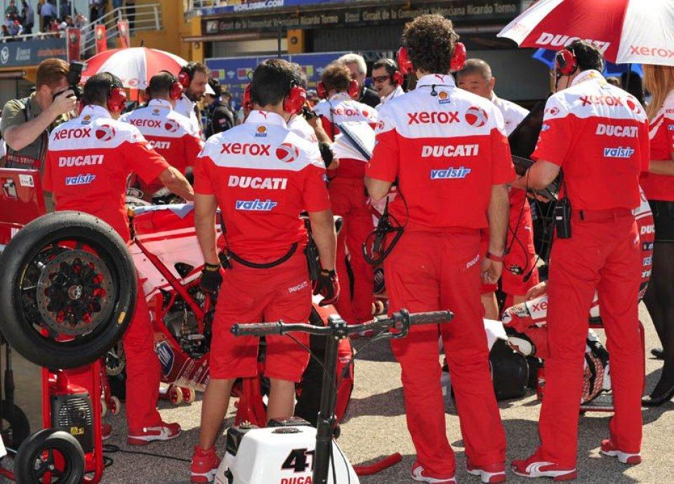 Moto - News: La Ducati SBK che verrà