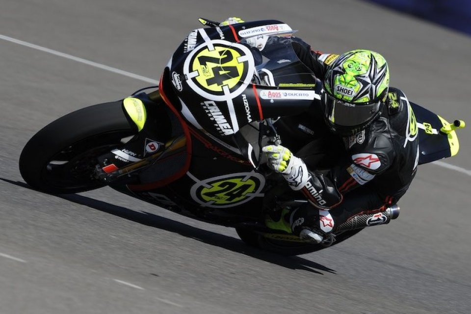 Moto - News: Moto2: Vince Elias, ma che rimonte!