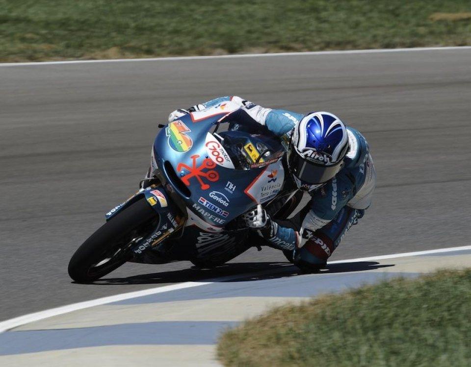 Moto - News: Marquez cade, Terol ne approfitta