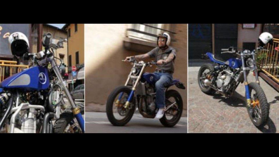 Moto - News: Dirt Track: ecco la Zaeta