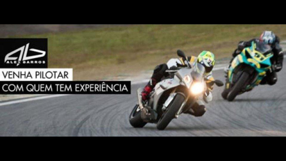 "Moto - News: E' in Brasile la ""Alex Barros Riding School"""