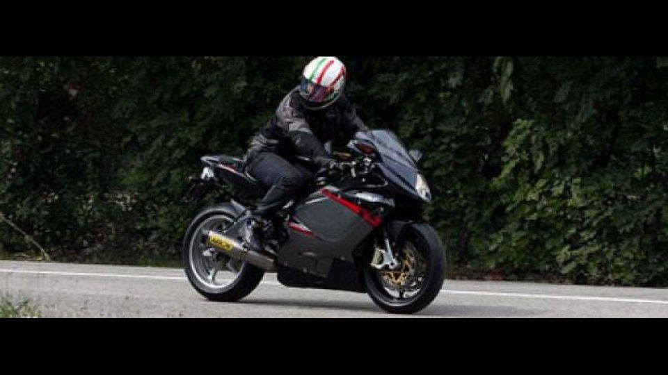 "Moto - News: MV Agusta: torna ""ai microfoni"" Claudio Castiglioni"