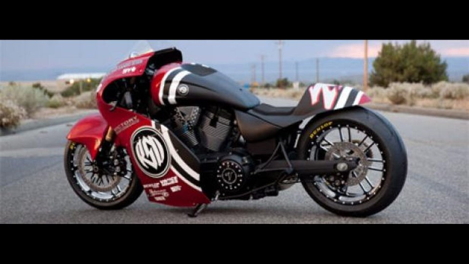 Moto - News: Roland Sands: Mission 200