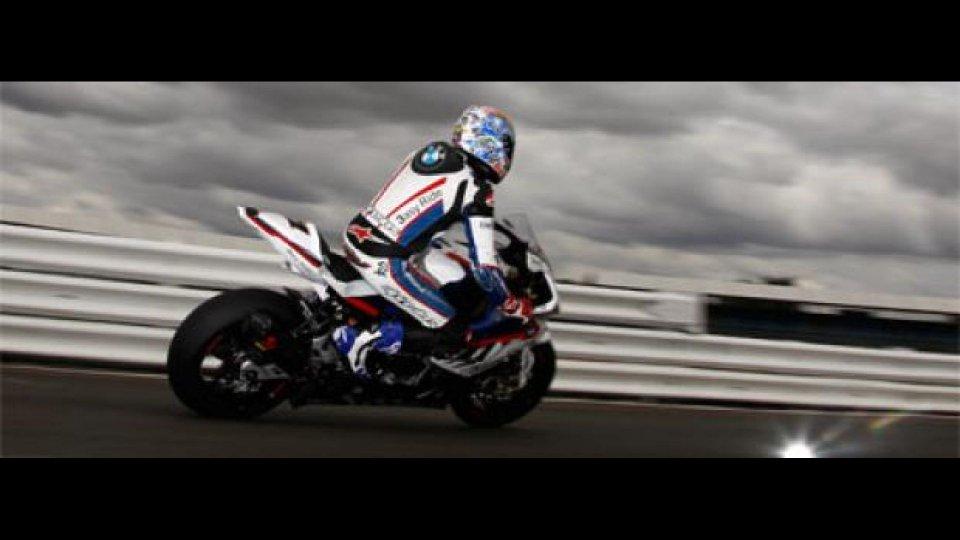 Moto - News: WSBK 2010, Silverstone a corrente alternata per BMW
