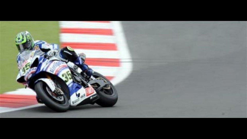 Moto - News: WSBK 2010, Silverstone, Gara-2: doppietta di Crutchlow