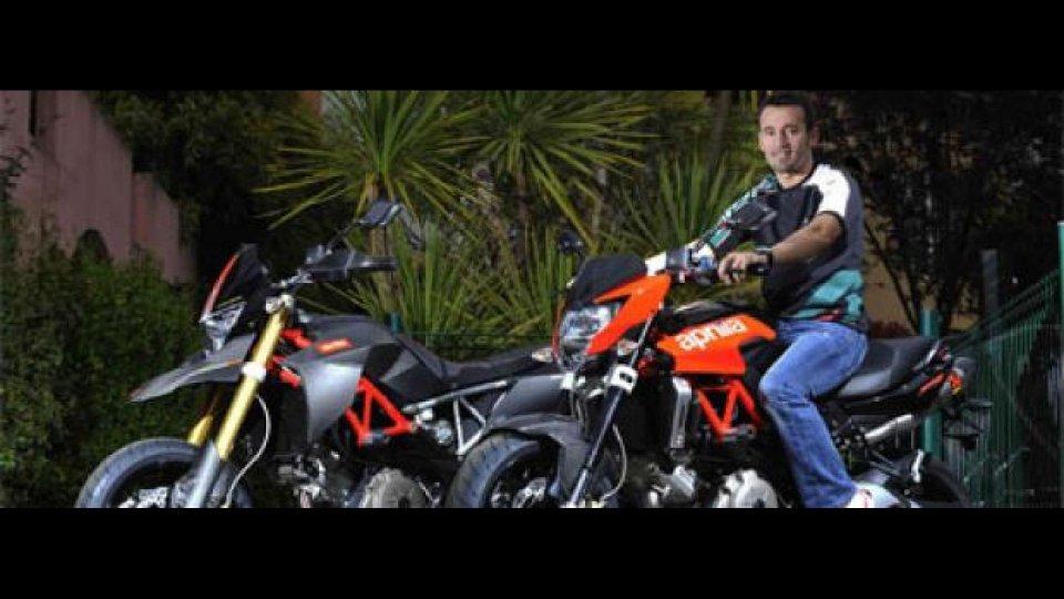 Moto - News: WSBK: Biaggi in Aprilia sino alla fine del 2012
