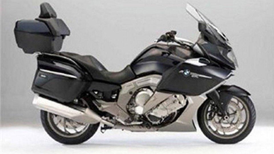 Moto - Gallery: BMW K1600 GT/GTL: le prima immagini