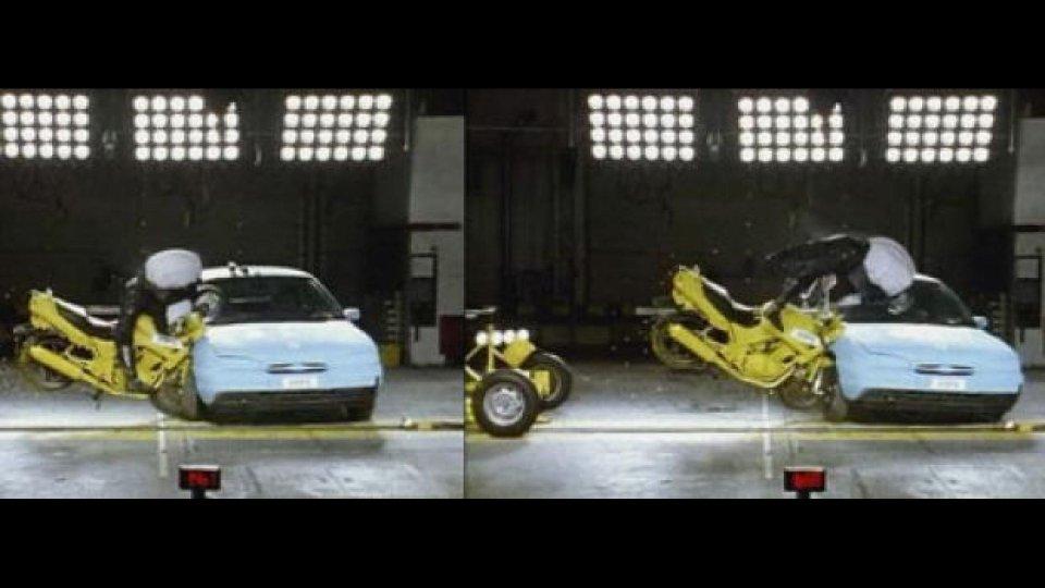Moto - News: Alpinestars: tecnologia elettronica per airbag