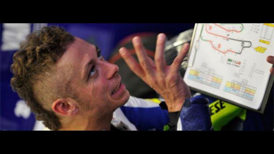 Moto - News: MotoGP: Valentino salterà le ultime due gare?