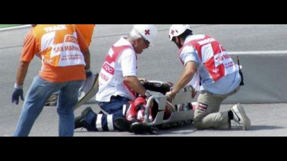 """Moto - News: Tomizawa: Sesti """"calma"""" le polemiche, l'autopsia le accende"""