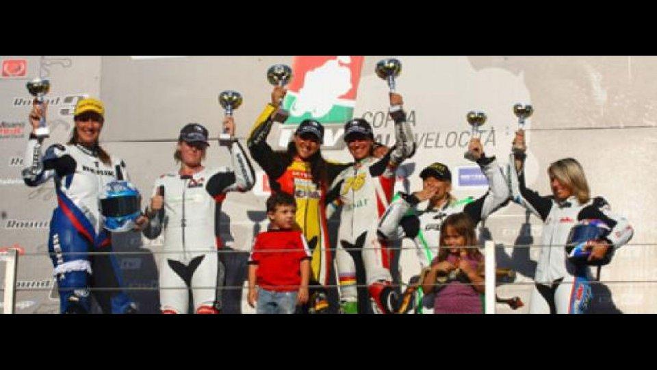 Moto - News: Trofeo Femminile FMI: La Licata vince a il Trofeo