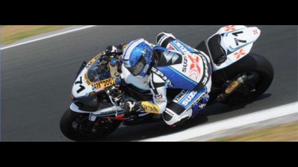 Moto - News: WSBK 2011: team Suzuki Alstare con solo una moto
