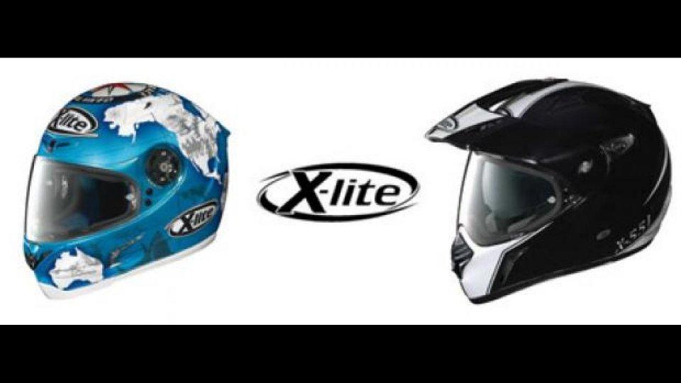 Moto - News: Novità X-lite 2011