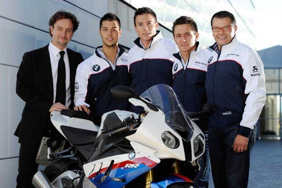 Moto - News: E' ufficiale: BMW Italia in Superbike