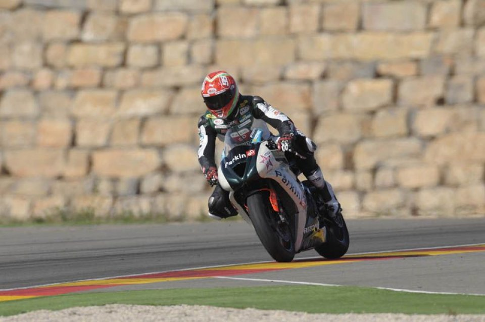 Moto - News: Scassa il più veloce ad Aragon