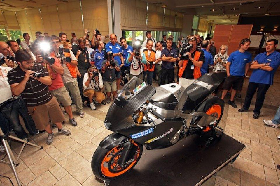 Moto - News: Moto1: Debutto Suter rinviato