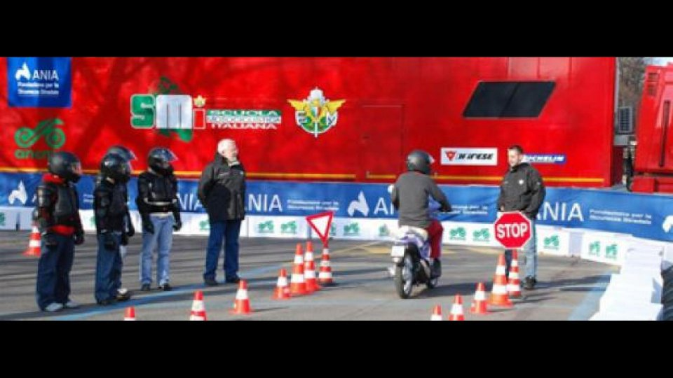 Moto - News: Al via l'Ania Campus FMI 2010