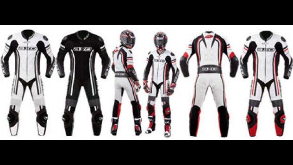 Moto - News: AXO 2011 Collection: arriva la tuta Indy