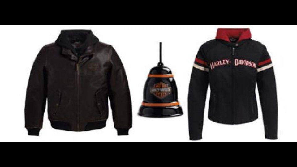 Moto - News: Collezione Harley Davidson Holiday 2010