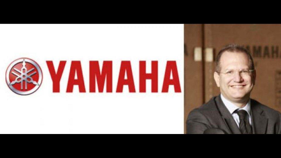 Moto - News: Enrico Pellegrino lascia la Yamaha Motor Italia