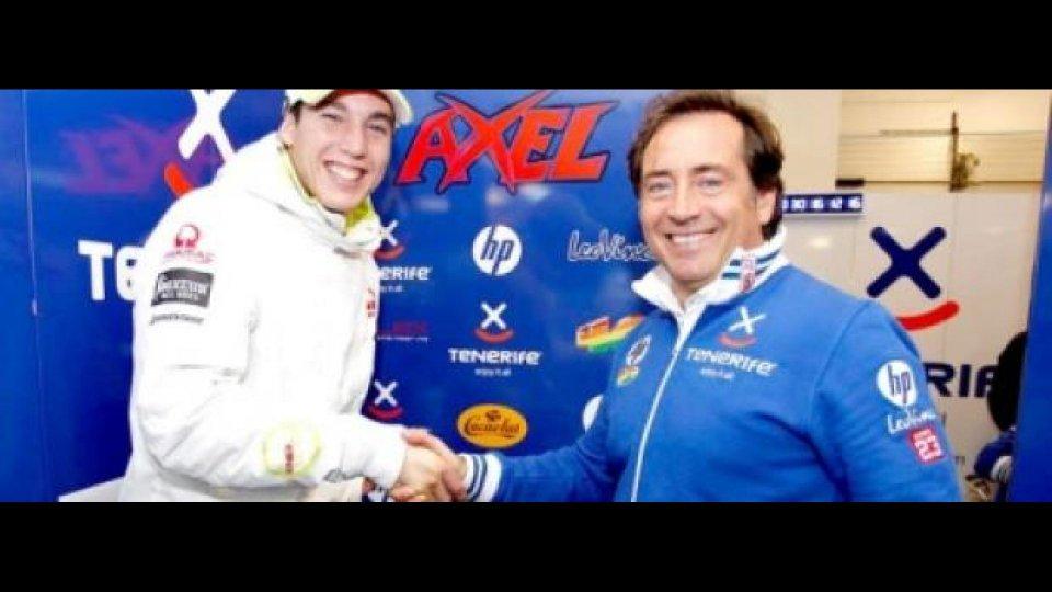 Moto - News: Moto2 2011: Aleix Espargaró con Sito Pons