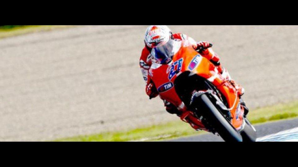 Moto - News: MotoGp 2010, Motegi, Gara: bis di Stoner