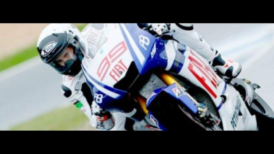 Moto - News: MotoGP, Estoril, Gara: Inarrestabile Lorenzo