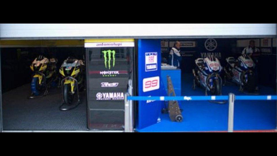 "Moto - News: MotoGP: nuove indiscrezioni sul ""muro Yamaha"""