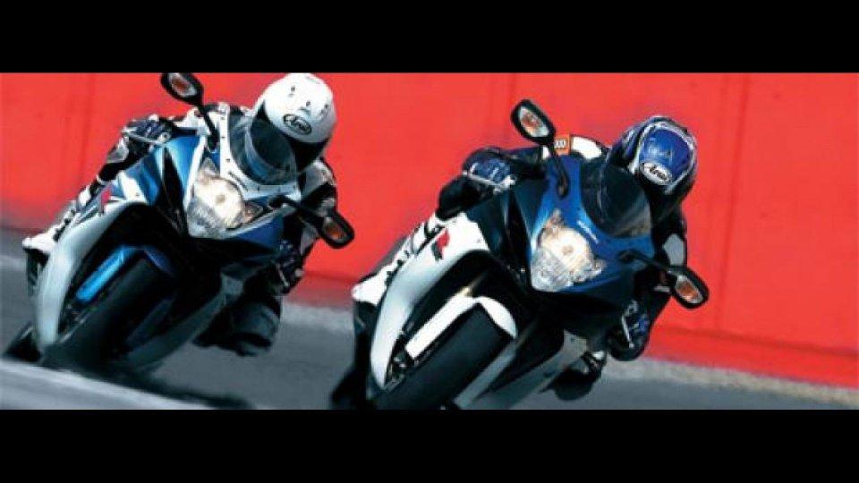 Moto - News: Suzuki GSX-R 600/750 2011
