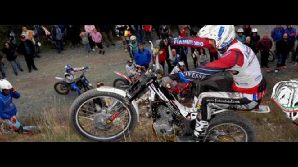 Moto - News: Trial: Lenzi Campione Italiano CITO