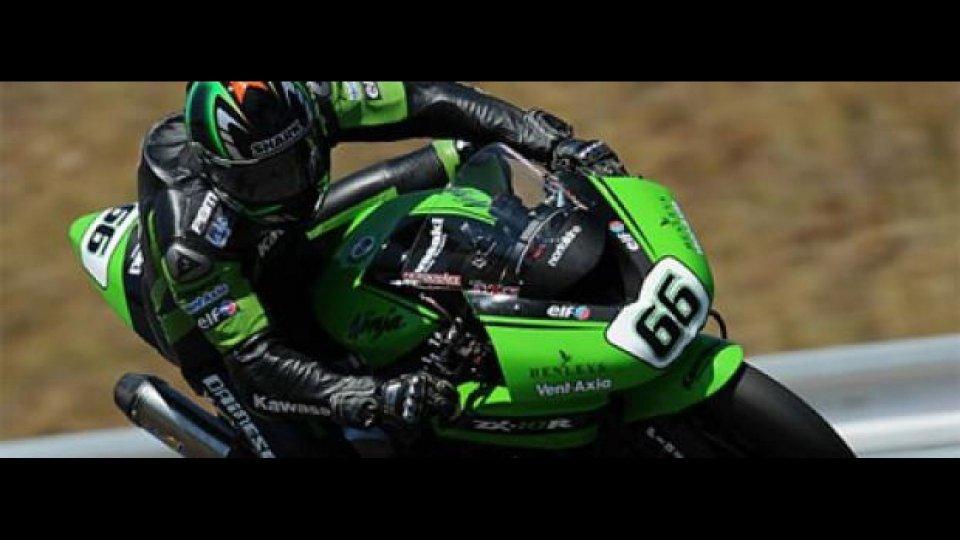 Moto - News: WSBK 2011: Sykes resta in Kawasaki