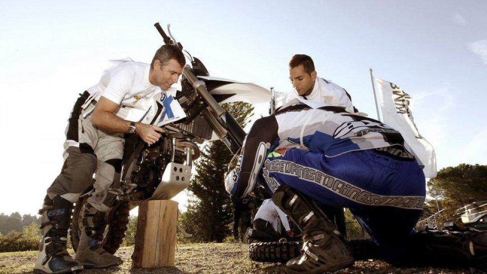 Moto - Gallery: BMW GS Trophy 2010 - Il prologo a Calstelfalfi
