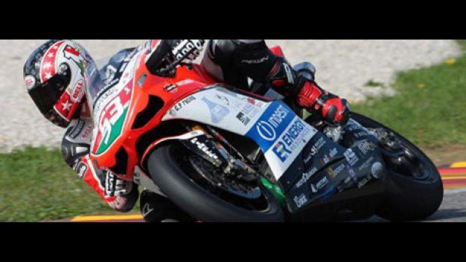Moto - News: Alex Polita resta con il Barni Racing Team