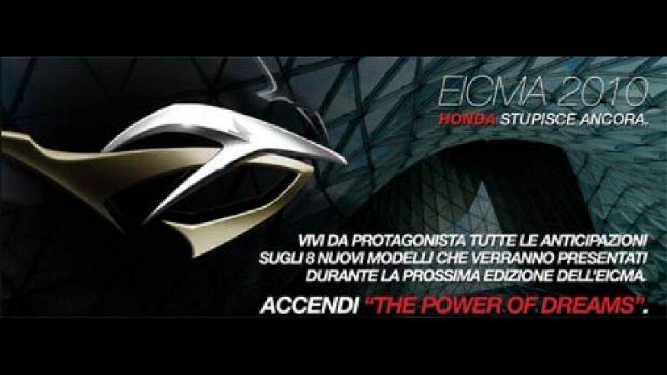 Moto - News: EICMA 2010: Honda in diretta sul web