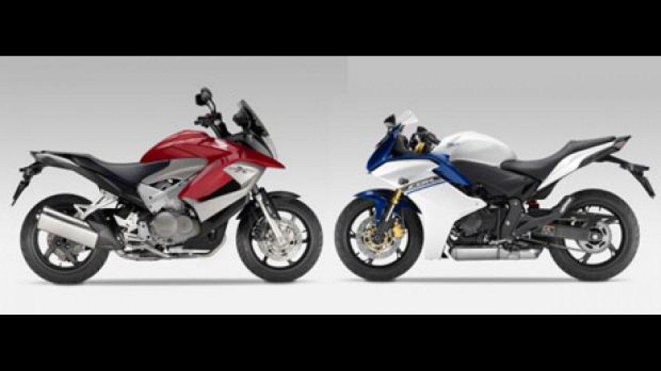 Moto - News: Honda a EICMA 2010