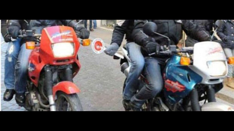 "Moto - News: I ""Falchi"" della corsia d'emergenza"