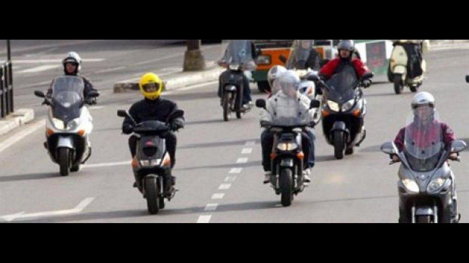 Moto - News: Incentivi moto e scooter: si parte oggi