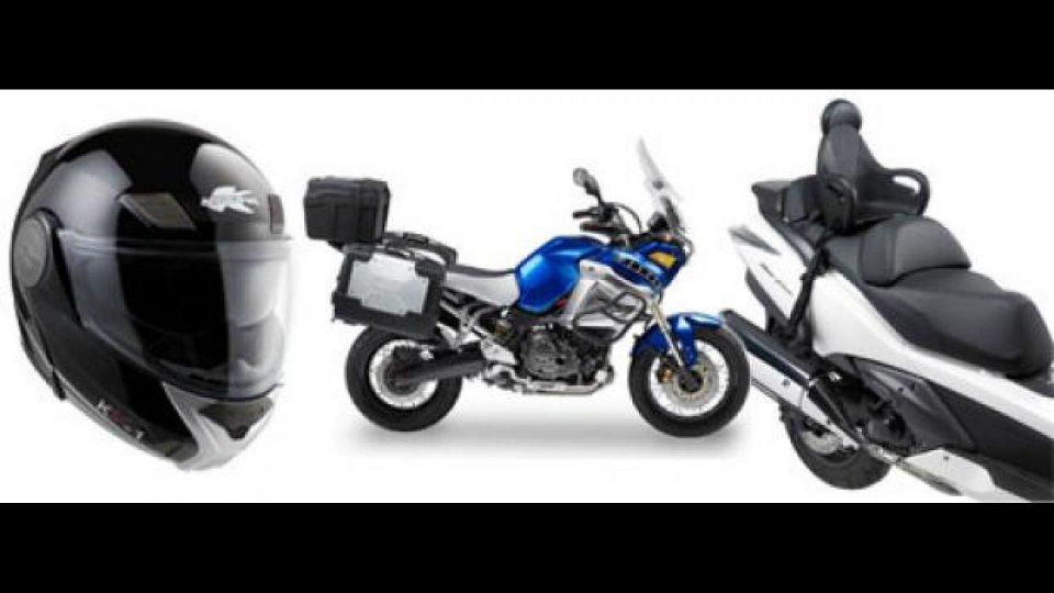 Moto - News: KAPPA a EICMA 2010