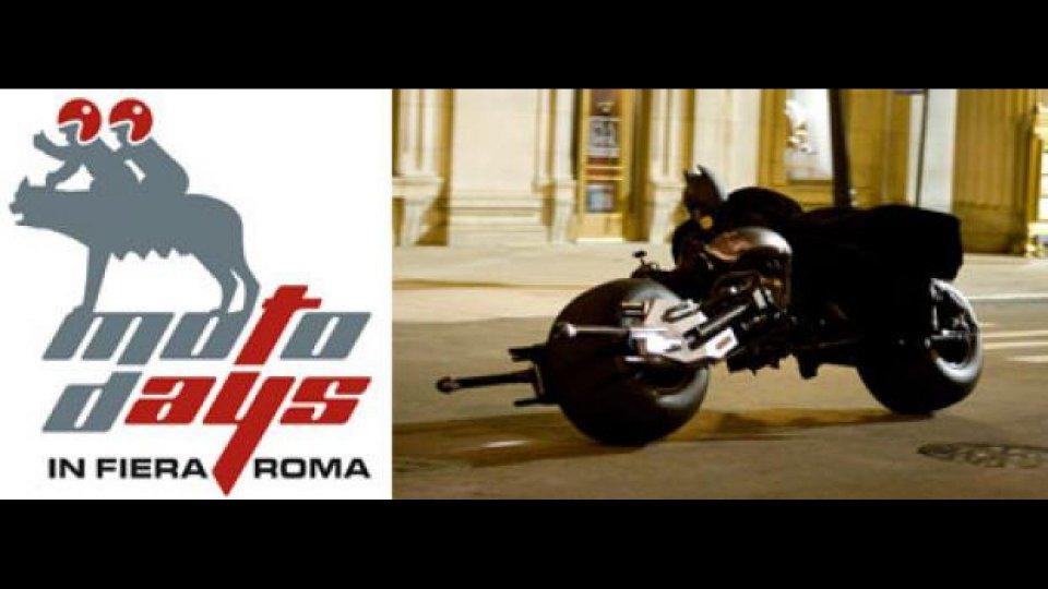 """Moto - News: Motodays 2011: un concorso per i """"Supereroi"""""""