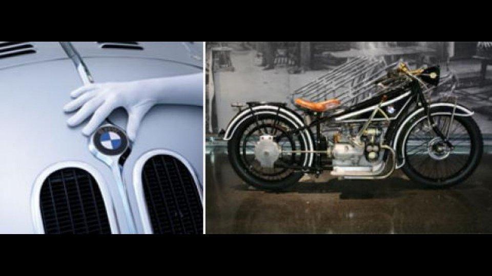 Moto - News: Museo BMW: si prega di toccare